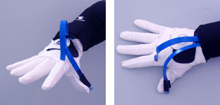 Measurand ShapeClaw: portable, lightweight hand motion capture system of flexible ribbons that captures index finger and thumb motion along with position and orientation of the hand and forearm in space.