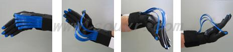Wrist, Finger & Thumb Capture. ShapeHand and ShapeHandPlus capture a full range of wrist, finger and thumb movement.